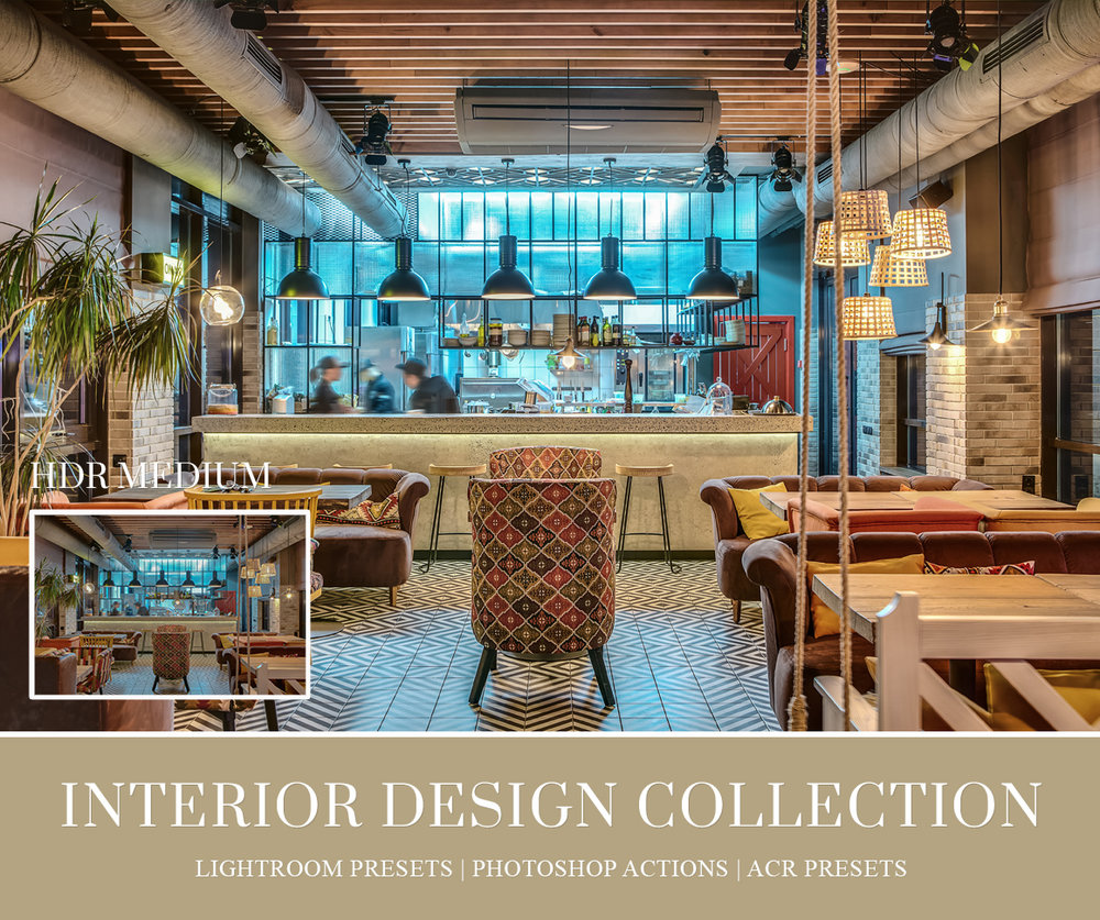 the best interior presets for lightroom