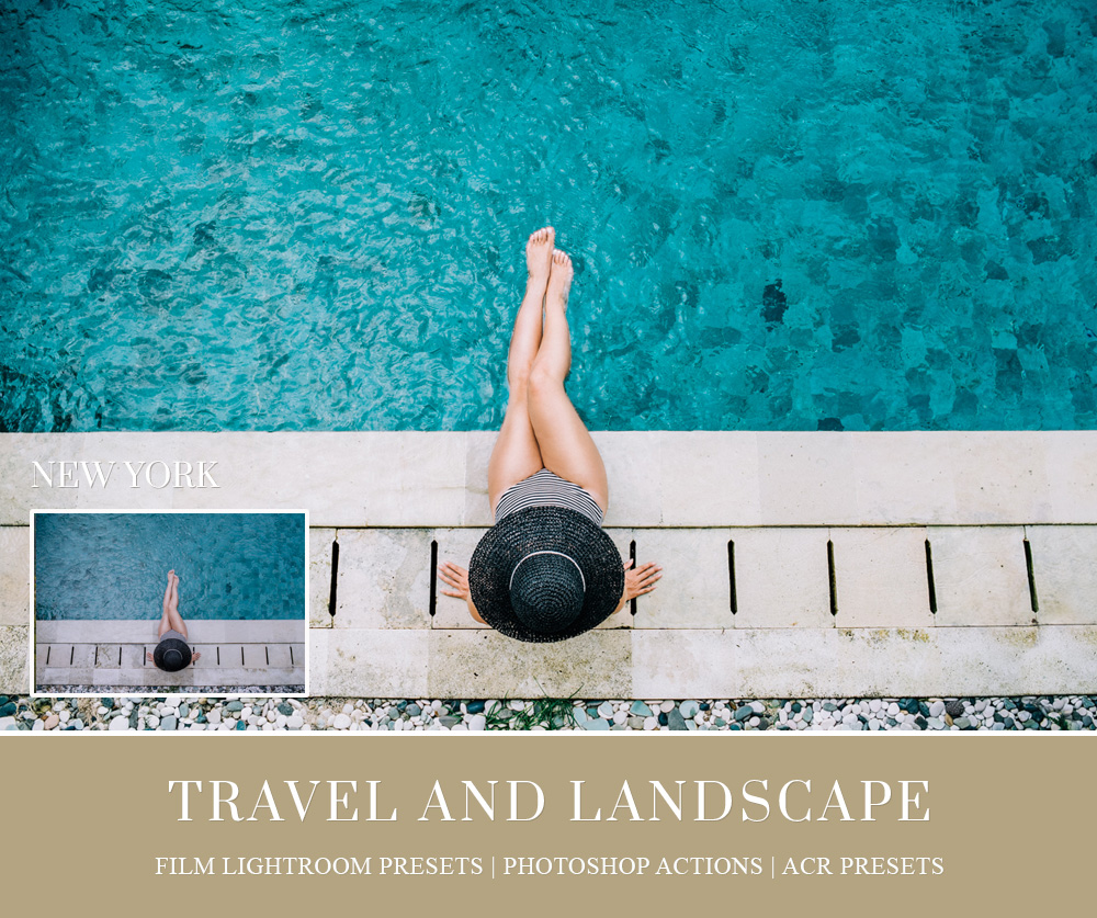 travel and landscape collection