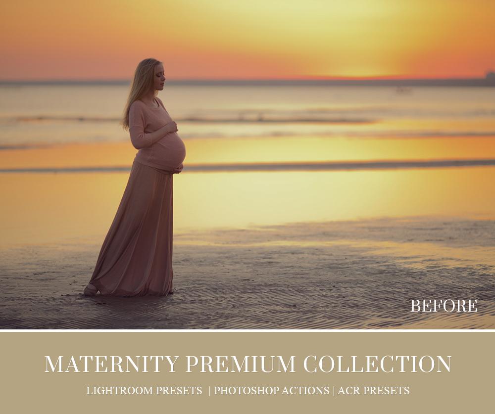 maternity photography Lightroom presets