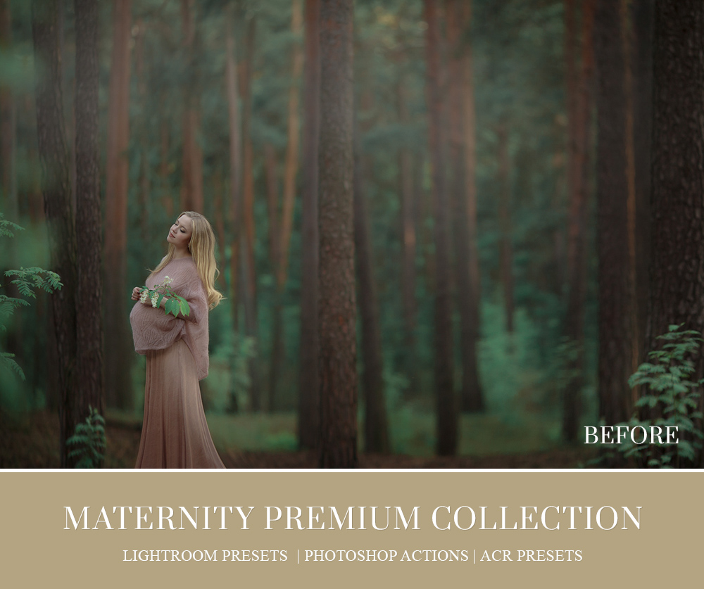 maternity photoshop actions free