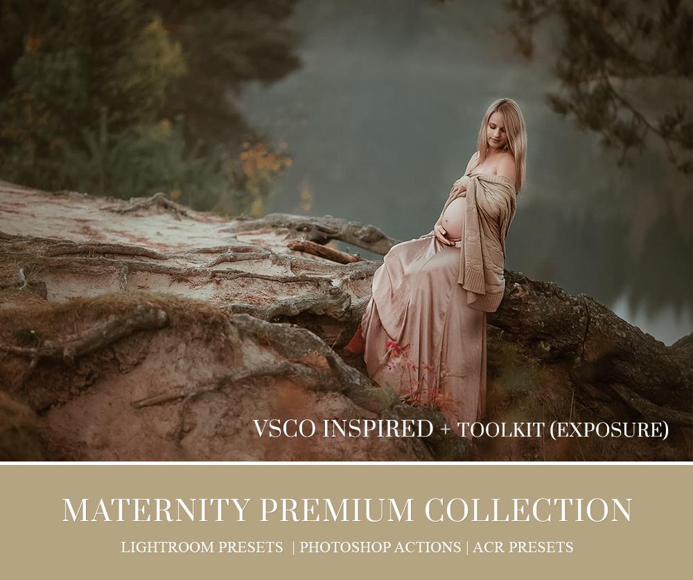 Maternity Photo Editing