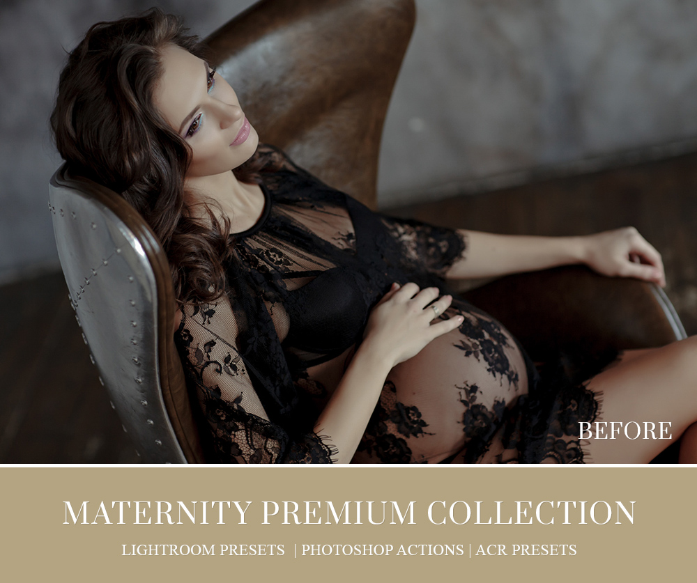 Maternity photoshop actions