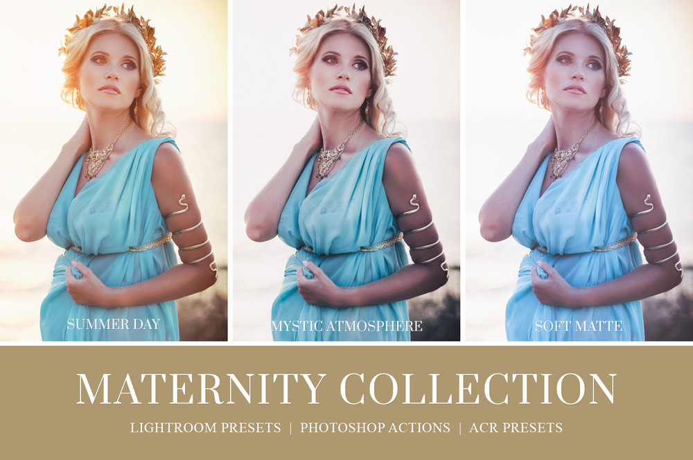 How to Edit Maternity Photos in Lightroom