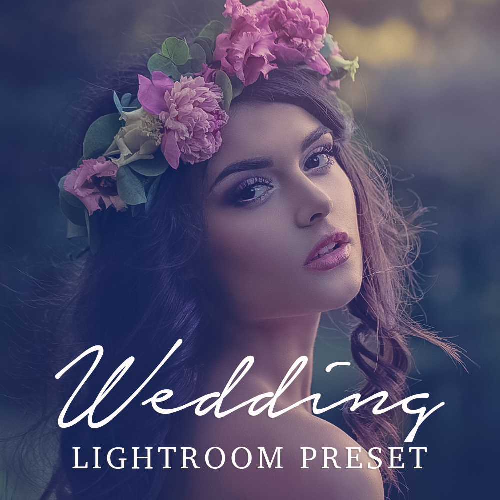 Free Wedding Lightroom Preset