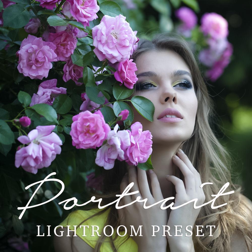 Free Portrait Photography Lightroom Preset