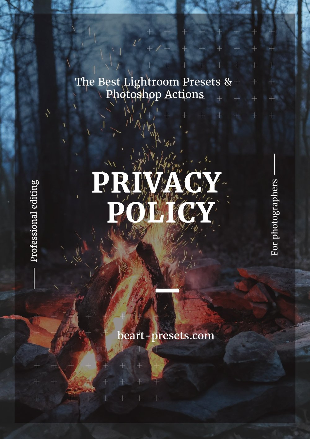 PRIVACY POLICY by beart