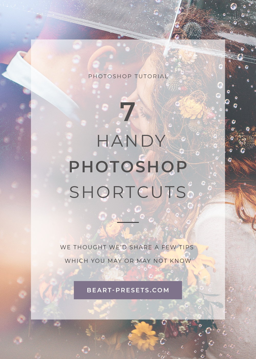 Handy Photoshop Shortcuts