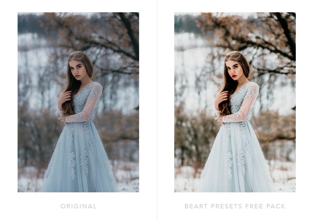 Free warm film presets for Lightroom Mobile CC