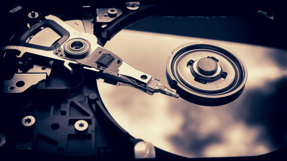 external hard drive