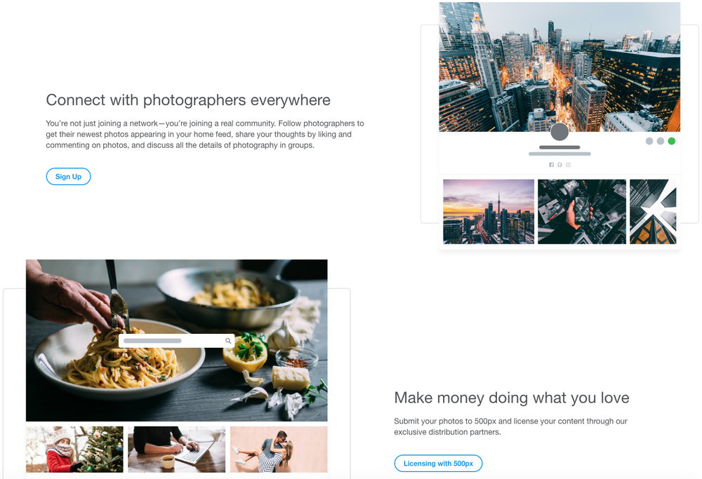 500PX Photography Community