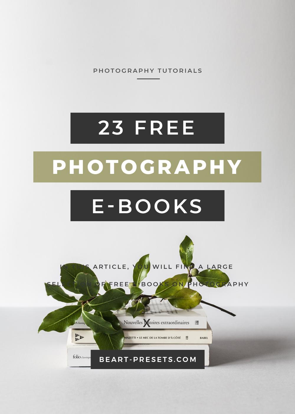 23 free photo books