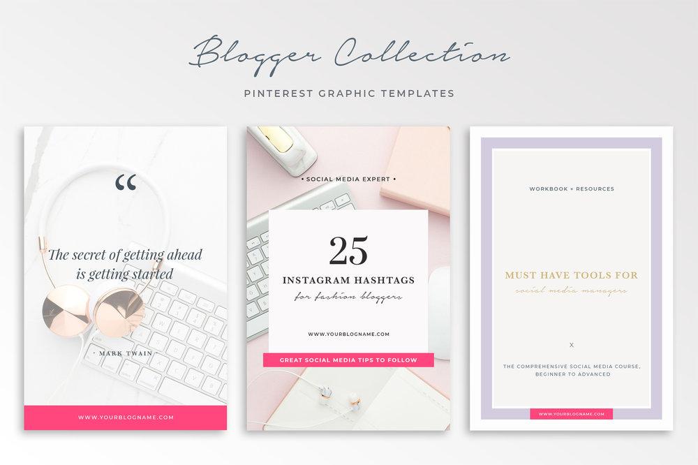 Pinterest Lead Magnet Design Templates