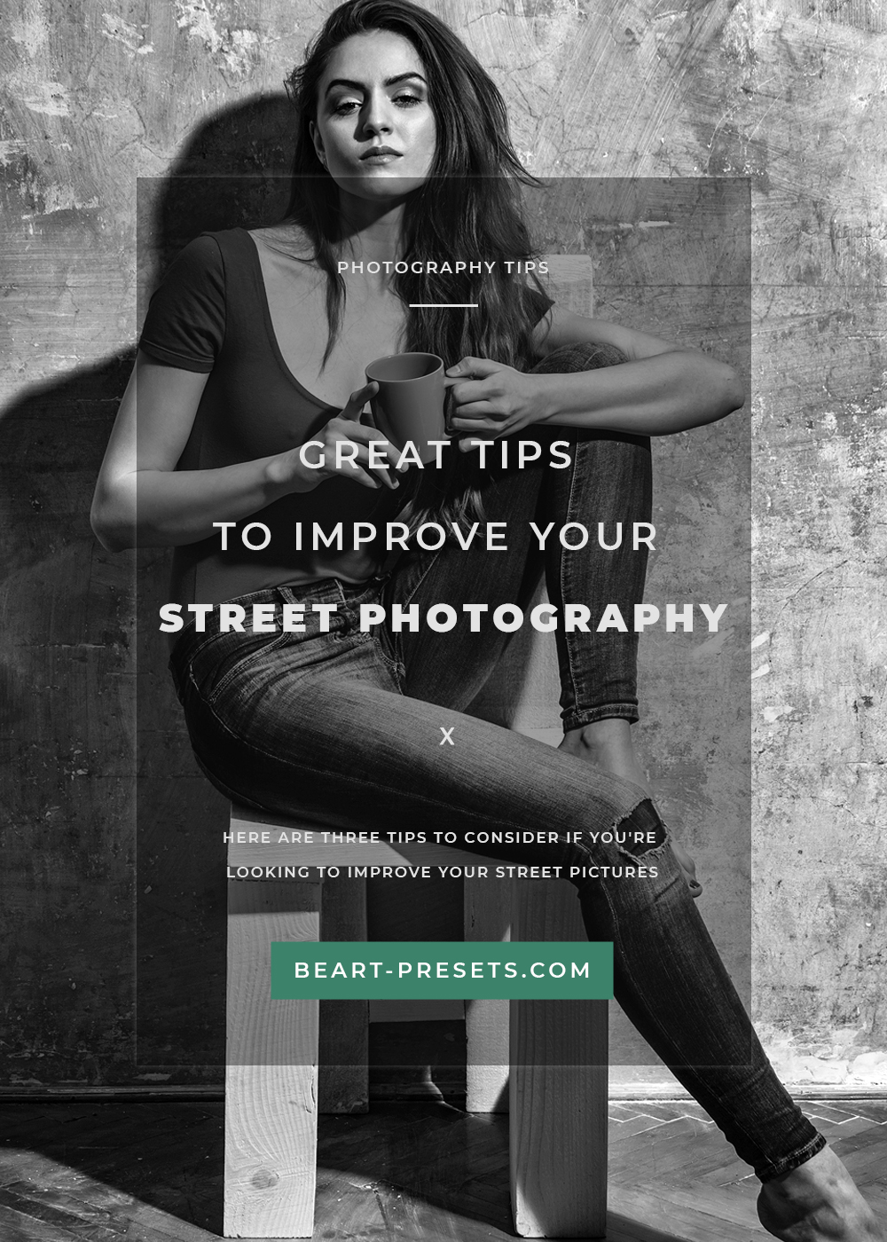 tips for improve street photography