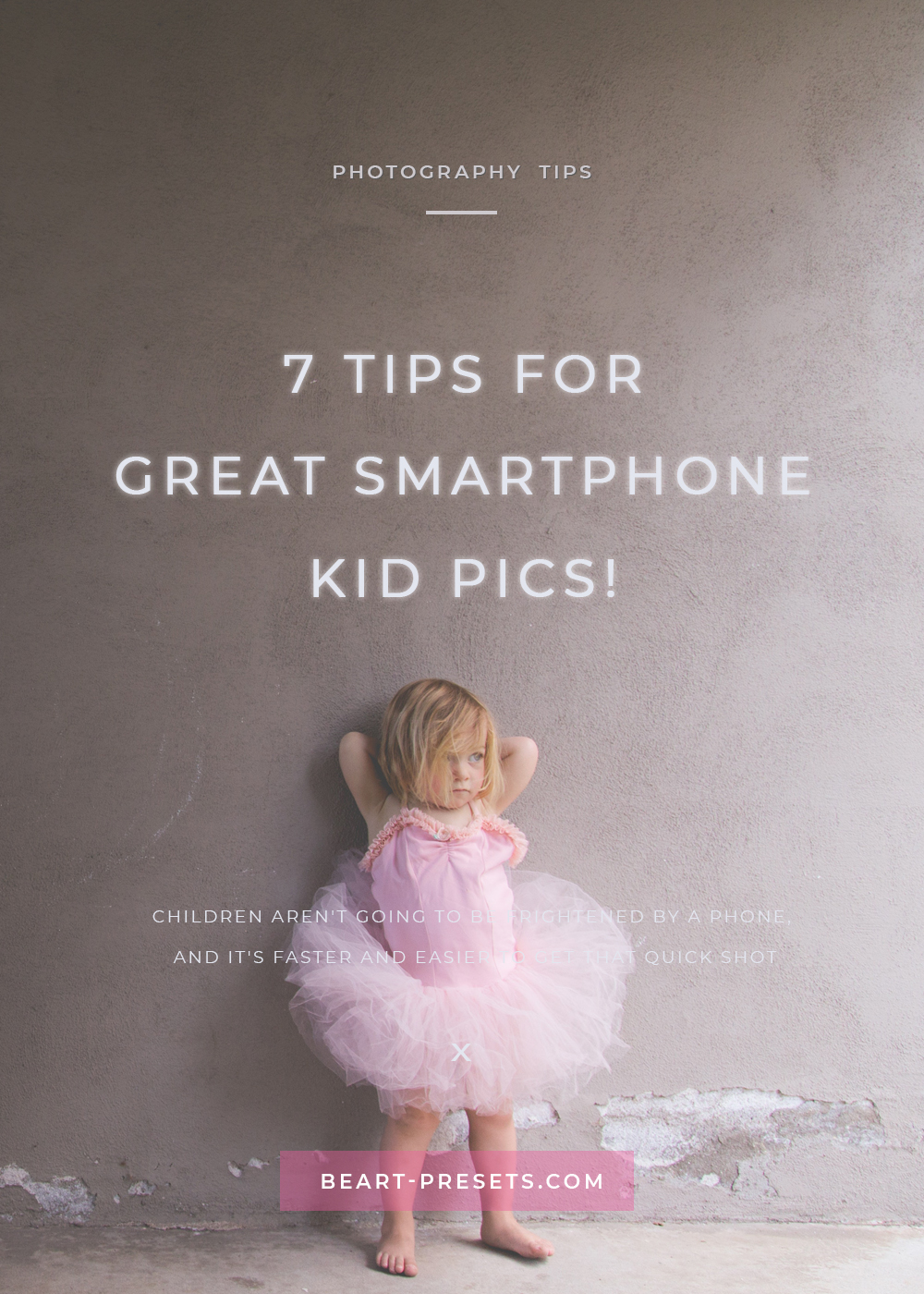tips for great kid photos