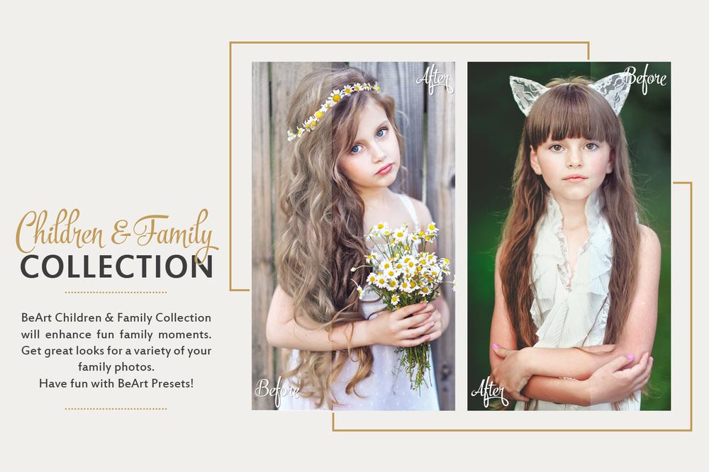 best lightroom presets for children photos