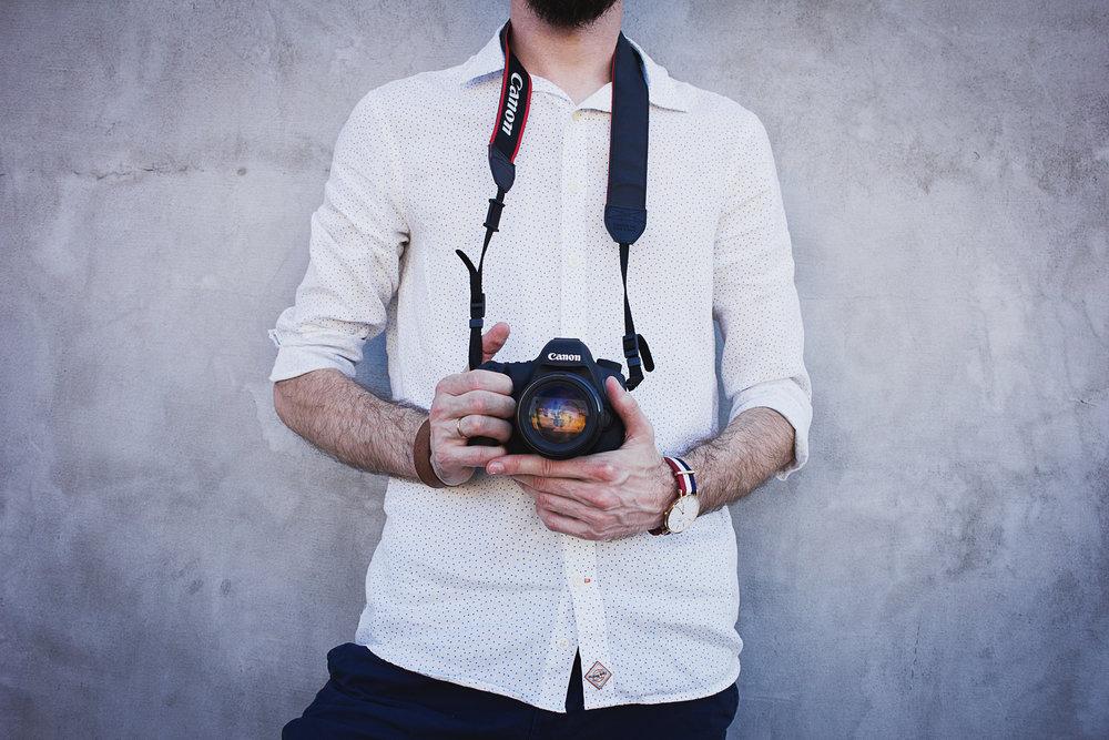 dslr camera for street photos