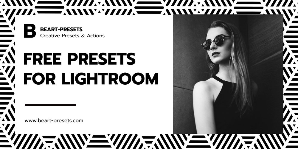 Free Presets For Lightroom by BeArt-Presets