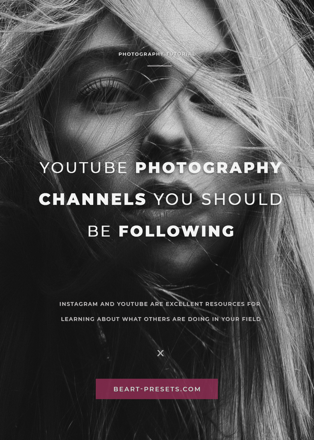 youtube photography chanels