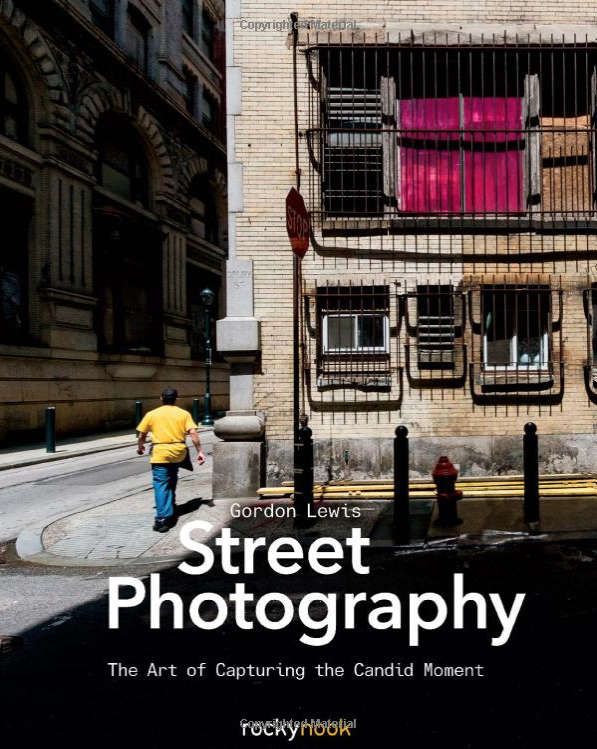 STREET PHOTOGRAPHY BY GORDON LEWIS