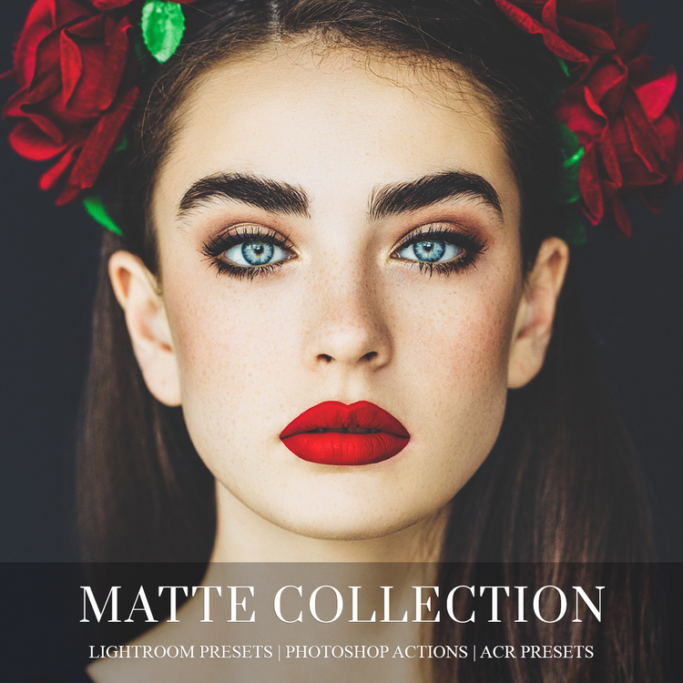 Film Photoshop Actions - Matte & Retro Actions for Photoshop