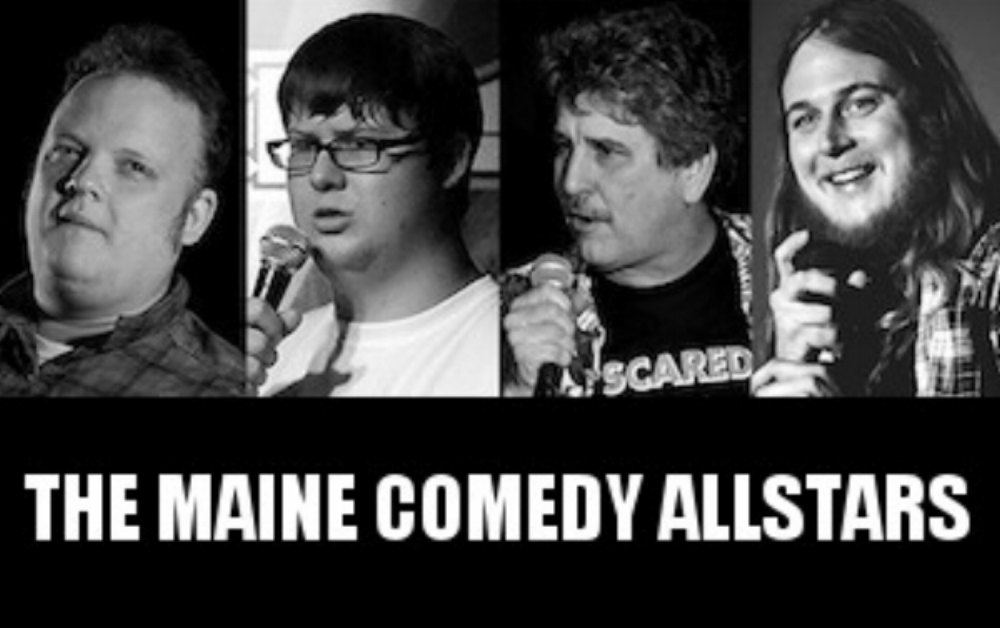 Balcony $25  |  Orchestra $20  |  Orchestra Discount (Student) $15 *RESERVED BALCONY, GENERAL ADMISSION ORCHESTRA* Featuring the best of Maine comedy, this event promises to be a hilarious night for all ages. The show will be hosted by Connor Mcgrath, voted Maine's funniest comedian in the 2017 Portland Phoenix Reader's Poll. Colby Bradshaw, an up-and-coming star, will be opening; Colby won the 2017 Couch Comedy Competition, beating out sixty other comedians. Denis Fogg, a local legend, will be keeping the laughs coming with his rapid-fire wittiness and unique take on Maine humor. Headlining the night is Ian Stuart, known across the U.S. and Canada and founder of the Portland Maine Comedy Festival.