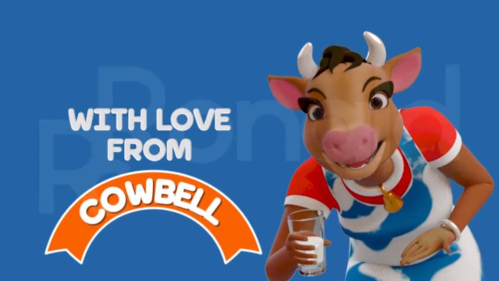 Cowbell Pitch Animation -