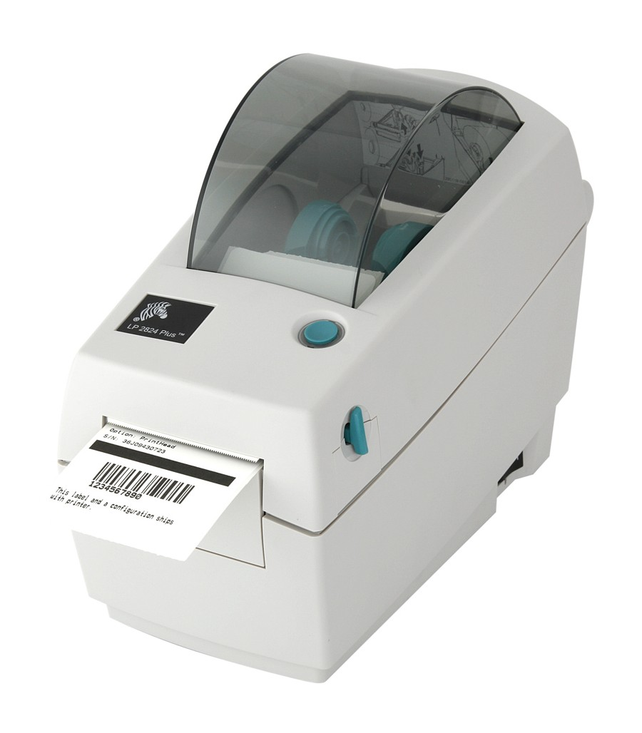 $229 - Zebra LP2824-P Barcode Printer - High performance label printer compatible with Lightspeed Retail