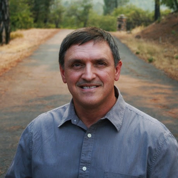 BILL GIOVANNETTI - Senior Pastor at Neighborhood Church