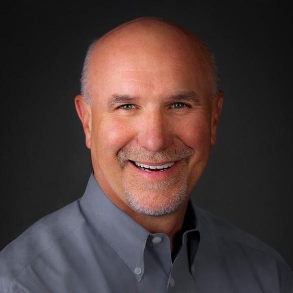 JIM BURNS - President of HomeWord