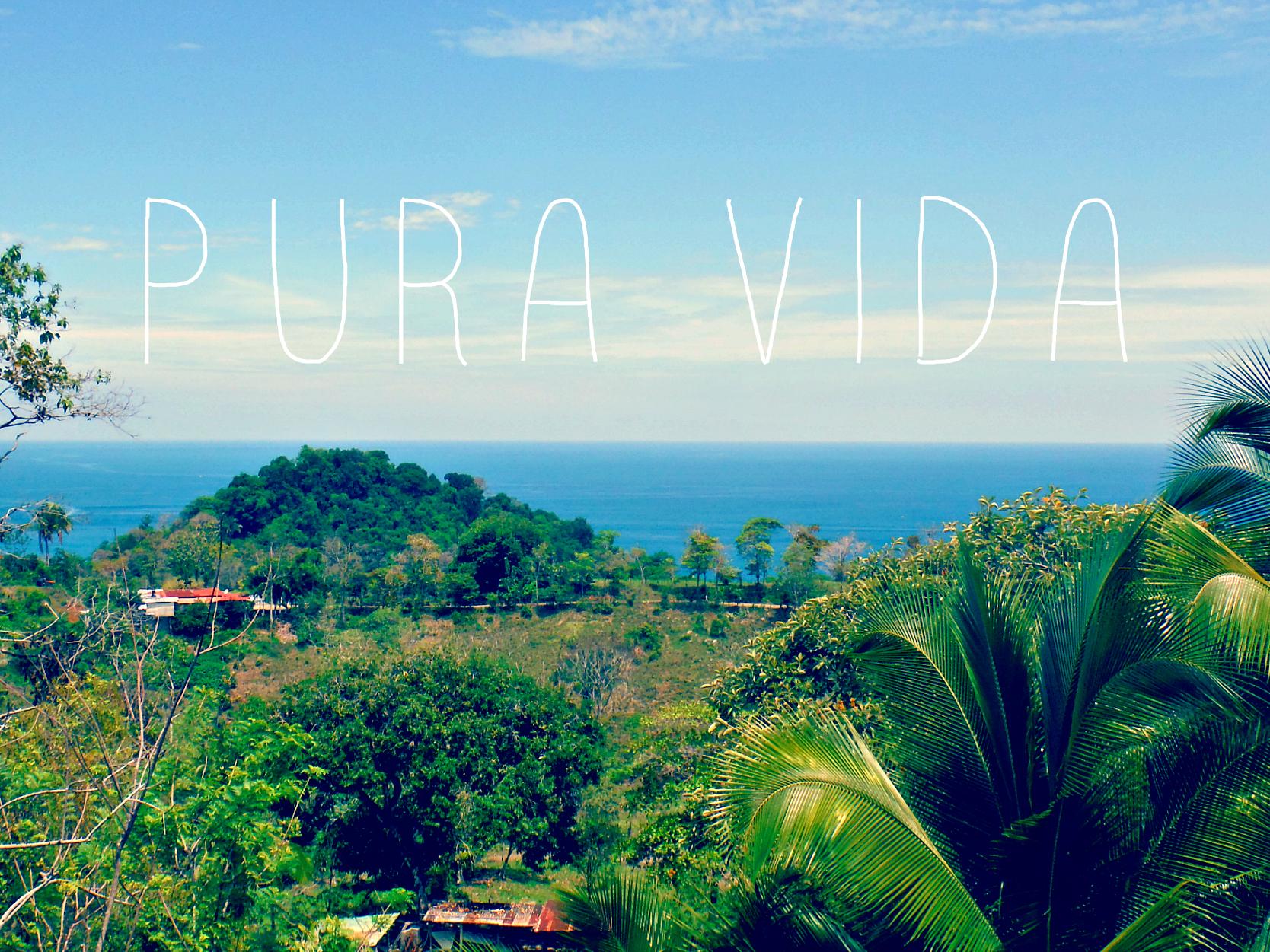 "living costa rica's ""pura vida"" lifestyle — gutsy girl living"