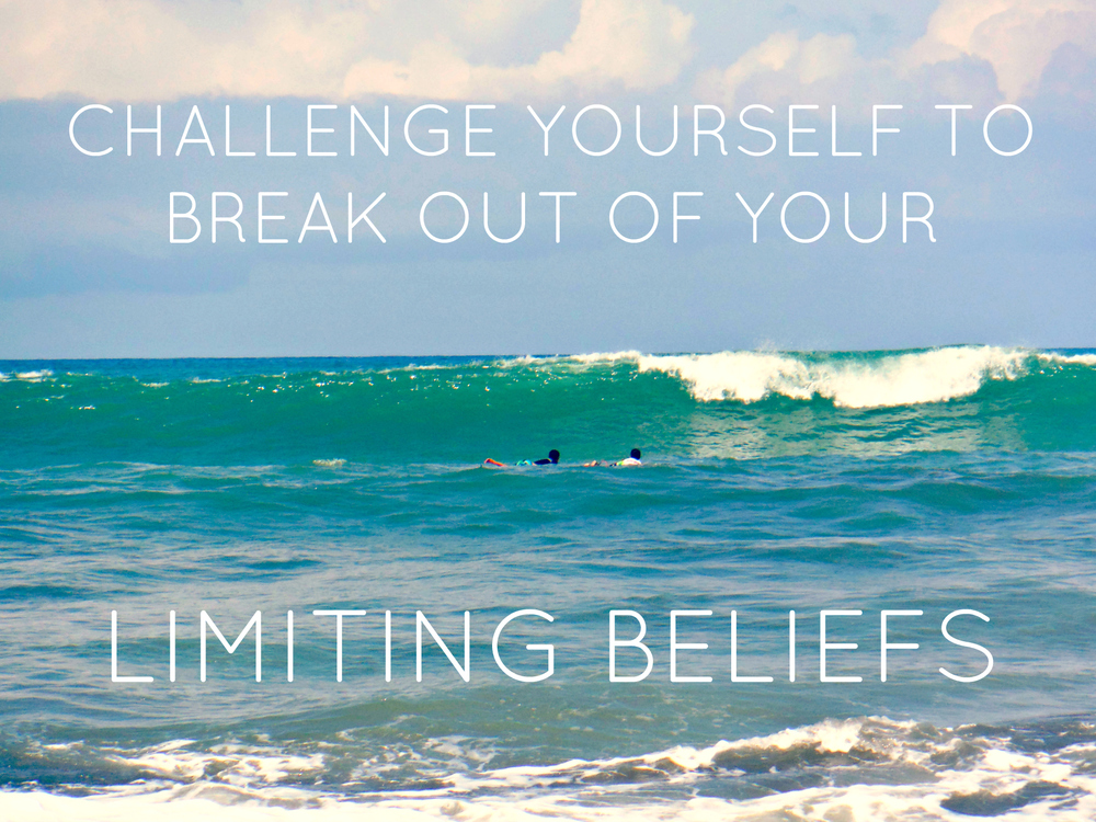 limiting beliefs surf graphic