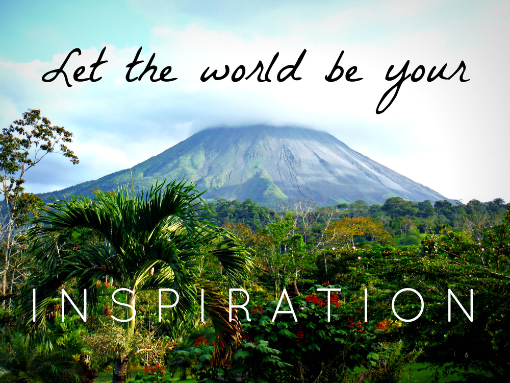 world inspiration
