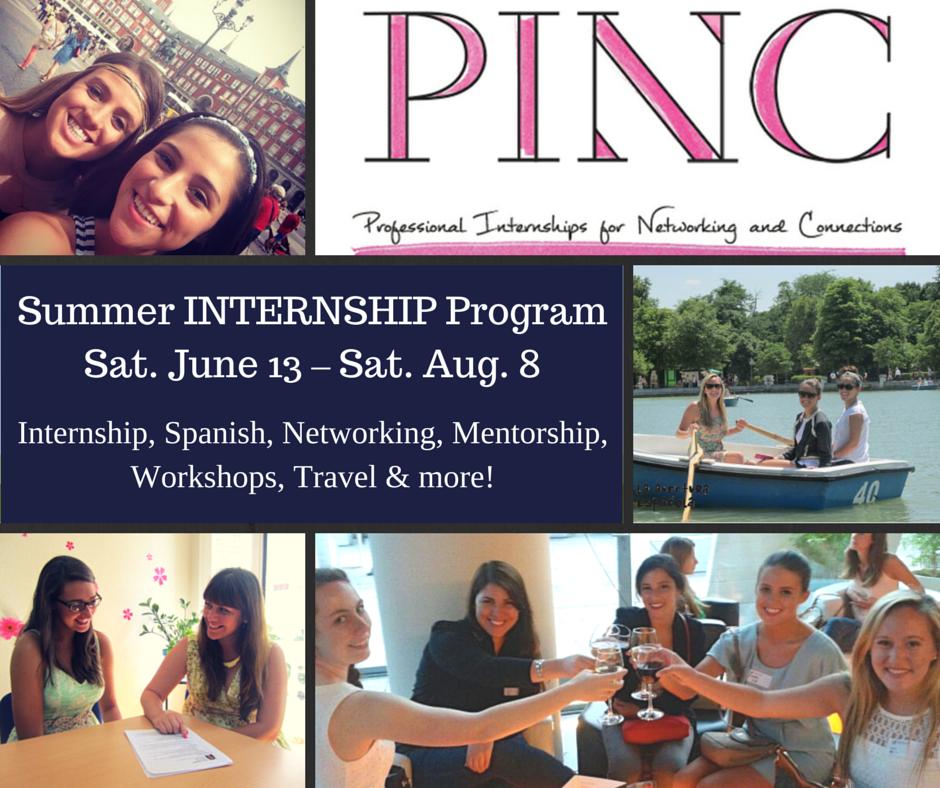 PINC internship