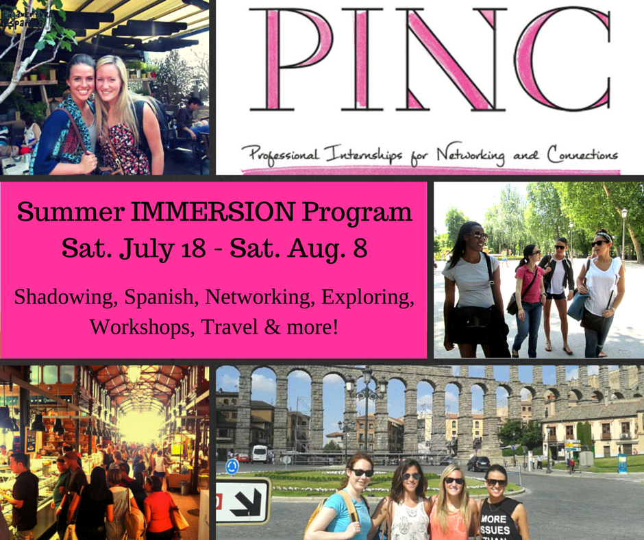 PINC immersion