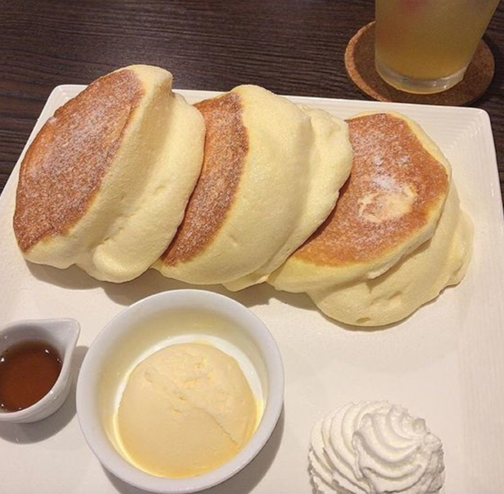 How to make fluffy japanese pancakes unforgettable treats ccuart Images