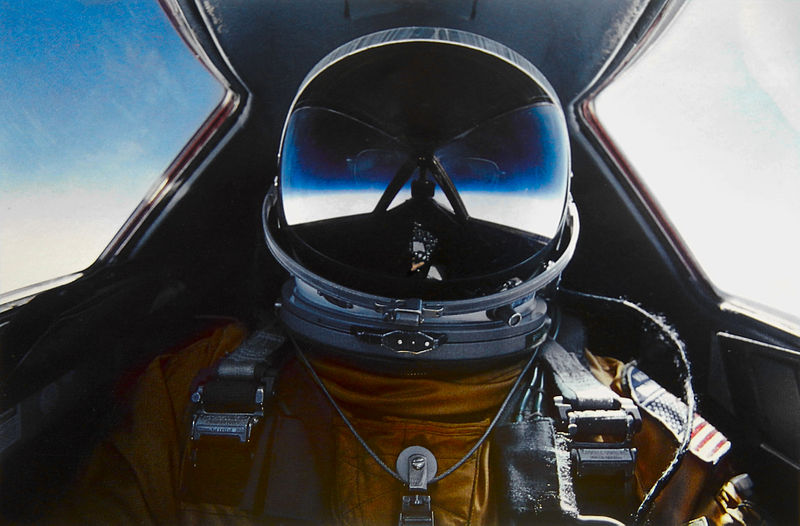 In order to survive the harsh high-altitude environment, pilots were forced to wear a pressure suit and begin mission preparations hours before taking flight. Additionally, the cockpit could be pressurized and air-conditioned to compensate for the 500+ degrees of temperature caused by the friction of the air passing over the skin of the aircraft.