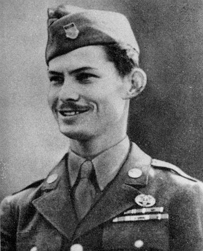 Desmond Doss following the end of the war.