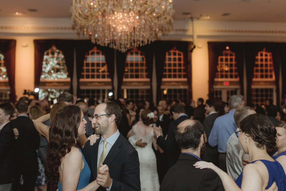 Guests dance - Estate at Florentine Gardens wedding - Hudson Valley Wedding - Kelsey & Anish's wedding - Amy Sims Photography
