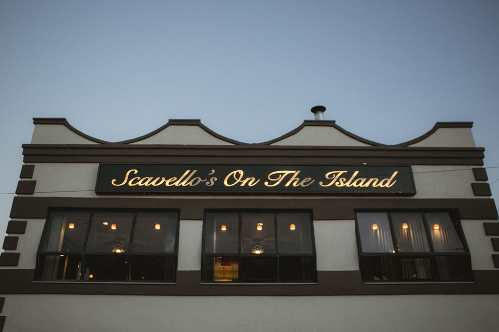 Exterior of Scavello's On the Island | Scavello's on the Island | Manhattan wedding | Bronx Wedding | Cathy & Antonello's wedding | Amy Sims Photography