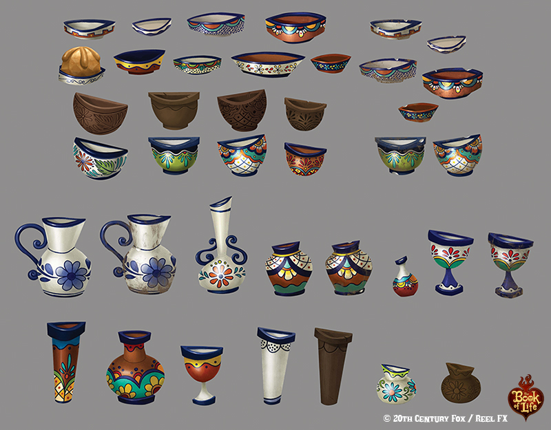 Vases and Plates