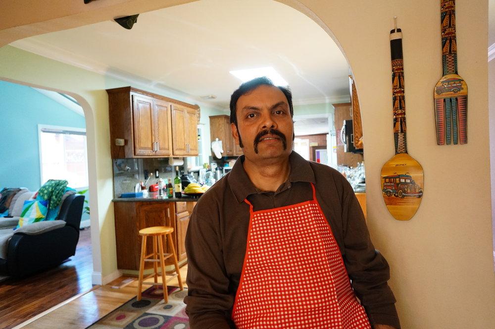 Chef Santhosh