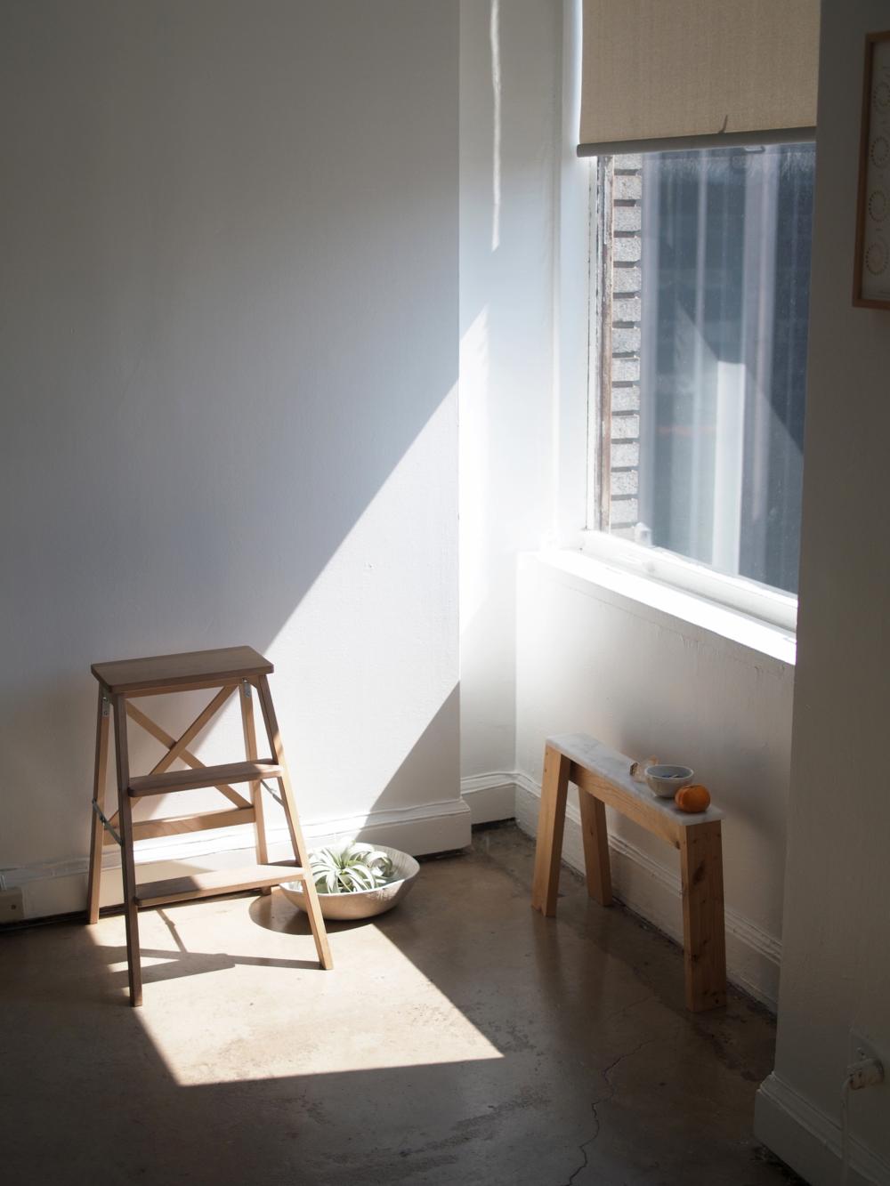 Kristen Elspeth Studio Visit w Taylr Anne
