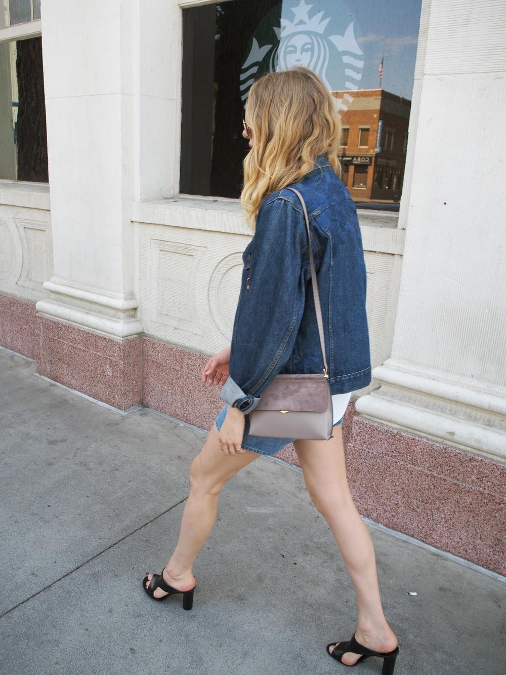 Levi's Denim M.i.h Jeans HiEleven Purse Fifteen Twenty Casual Street Look x Taylr Anne