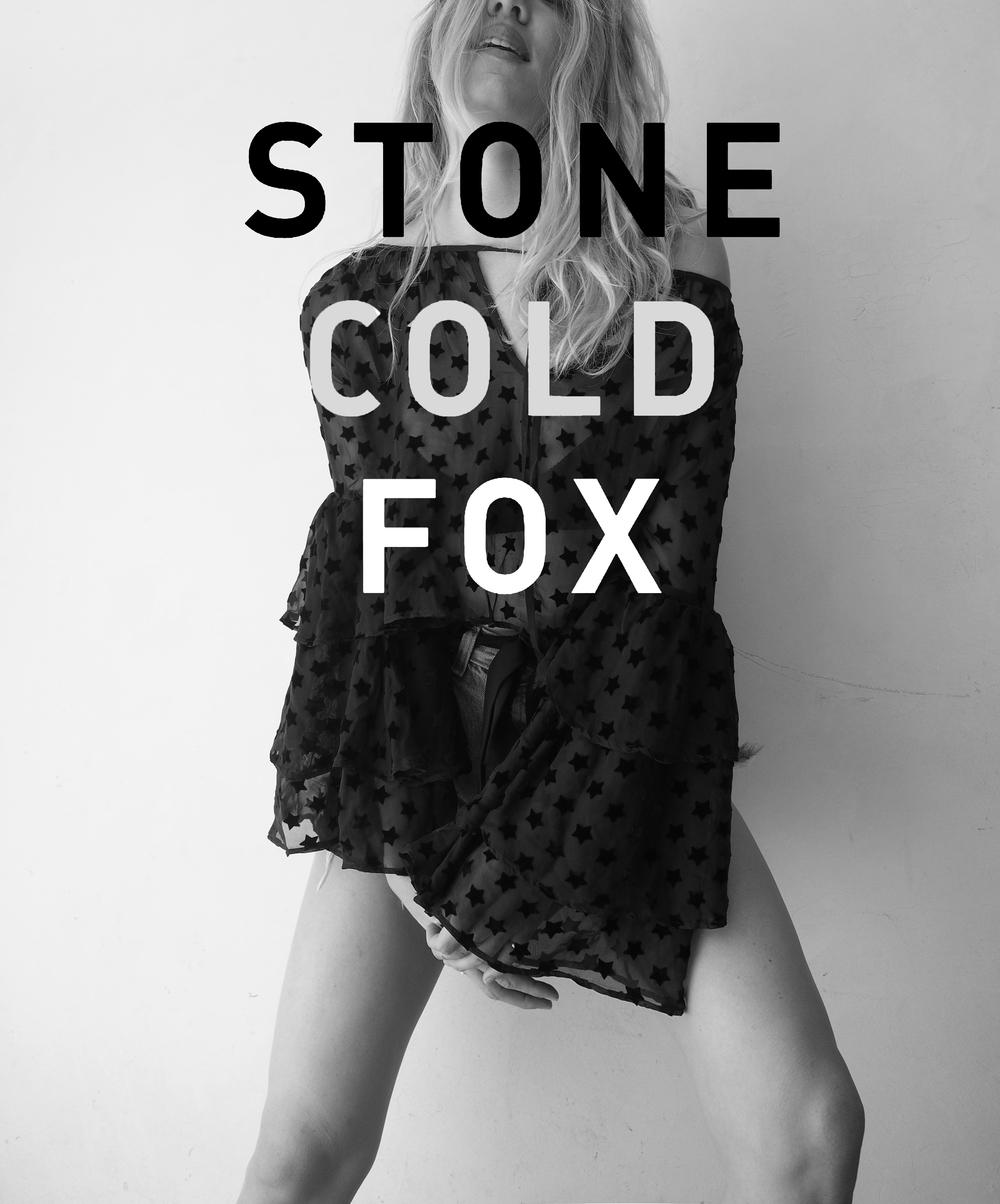 Stone Cold Fox Taurus Blouse Vintage Cut Offs Taylr Anne www.taylranne.com