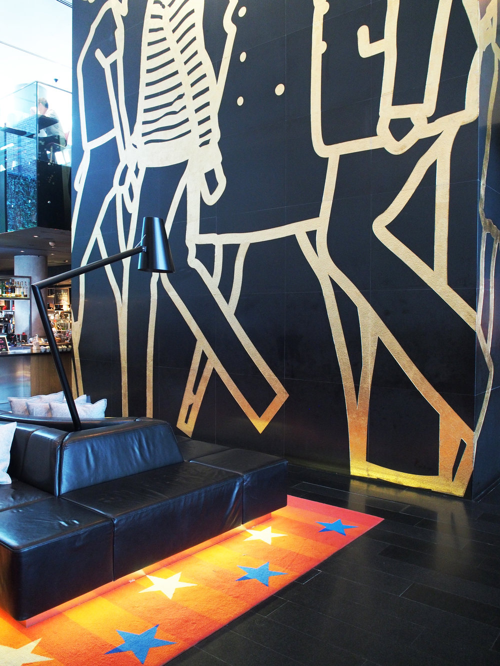 CitizenM NYC Hotel Stay Times Square NYFW Taylr Anne www.taylranne.com