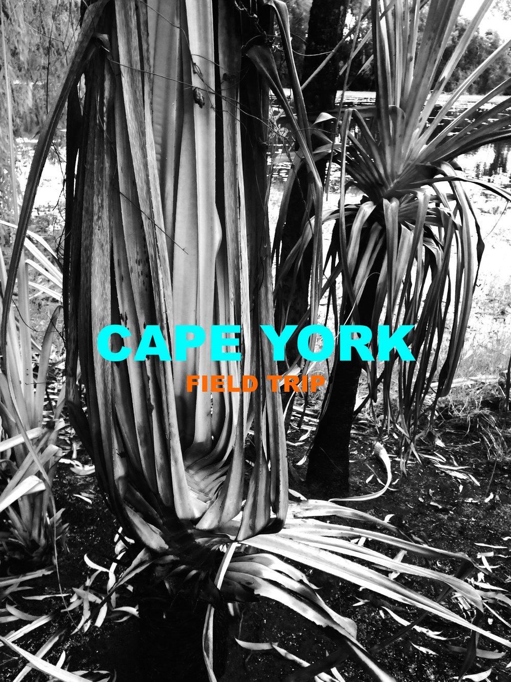 COOL BURN - FIELD TRIP CAPE YORK