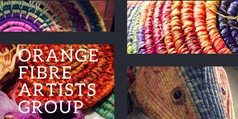 ORANGE FIBRE ARTISTS GROUP WORKSHOP  - Orange Fibre Artists Group Inc. is holding a basketry weaving get-together at the Corridor Project. This is an opportunity for a weekend away in Darby Falls, where we can meet each other, share traditional weaving ideas and network with each other. Overnight accommodation includes: 2 single beds in a room* and double beds. Breakfast, lunch and dinner will be provided. Shared utilIties includes; 5 showers, 2 regular WC, 2 drop WC, hot water and coffee making facilities.As part of the accommodation, blankets, pillows,sheets and towels are supplied. However, you will need to bring any weaving materials that you would like to work with or share with the group.*Please note if you purchase a single bed ticket, the accommodation is shared, therefore you will be sharing with one other person (there are 2 single beds in a room).Day visit is available - this includes morning tea, lunch and afternoon tea (excluding overnight stay).This is a child-free weekend and non-smoking venue.http://www.thecorridorproject.org/accommodationOrange Fibre Artists Group Inc.Community · Orange, New South WalesBasketry, natural fibres and materials, native grasses, plants and recycled reuse materials, all used to create a lasting memory captured in our weavings.Contact: Claudette Elliot phone: 02 63612013When: 27 October at 17:00 to 29 October at 15:00 Location: 2997 Darbys Falls Road, Darbys Falls 2793