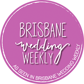 Brisbane wedding weekly