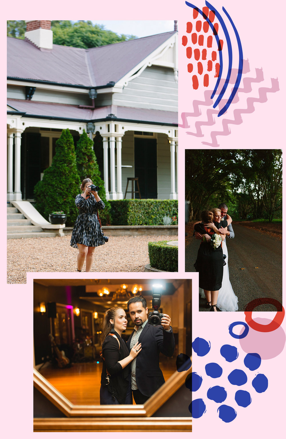 Candid brisbane wedding photographers