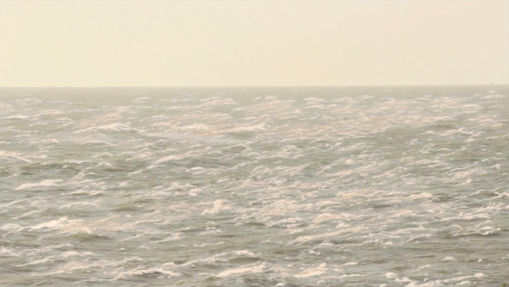 Brad Lay,  Sea Field  (still), 2015, single channel digital video, duration 5 mins 33 secs, courtesy of the artist